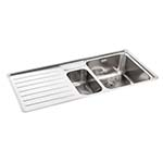 Carron Phoenix Atoll 150 Slim Top 1.5 Bowl Sink