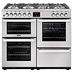 Belling Cookcentre Professional 100cm Dual Fuel Range Cooker