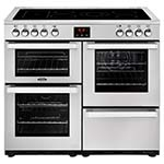 Belling Cookcentre Professional 100cm Ceramic Range Cooker