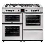 Belling Cookcentre Professional 110cm Gas Range Cooker