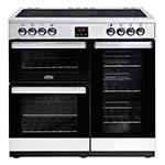Belling Cookcentre 90cm Ceramic Range Cooker