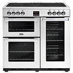 Belling Cookcentre Professional 90cm Ceramic Range Cooker