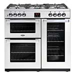Belling Cookcentre Professional 90cm Gas Range Cooker