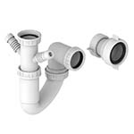 Essentials Single Bowl Plumbing Kit