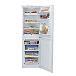Hotpoint FREESTANDING 55cm Frost Free Fridge Freezer