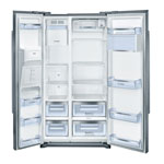 Bosch Series 6 American Style Fridge Freezer
