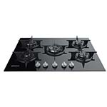 Indesit 75cm GAS ON GLASS Hob