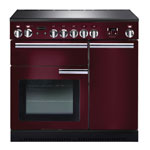 Rangemaster Professional Plus 100cm Induction Range