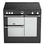 Stoves Sterling Deluxe 90cm Induction Range Cooker