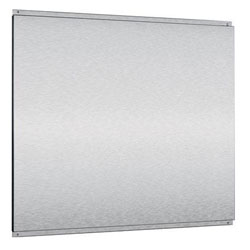 Hotpoint 110cm Back Panel, Stainless steel