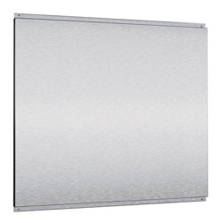 Hotpoint 90cm Back Panel, Stainless steel